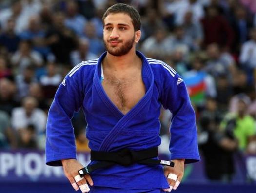 Первая медаль Азербайджана на чемпионате мира в Баку