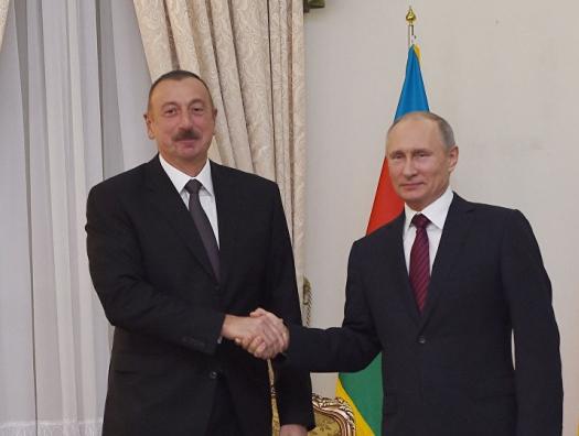 В Москве говорят, что Путин сделал Ильхаму Алиеву важное предложение