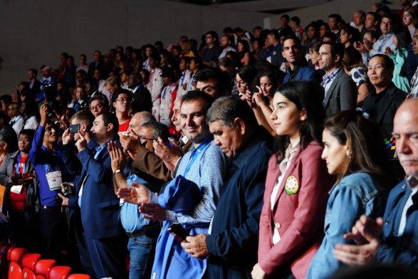 Участники глобальной шахматной олимпиады вБатуми обратились в клинику