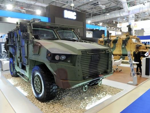 В Баку открылась оборонная выставка