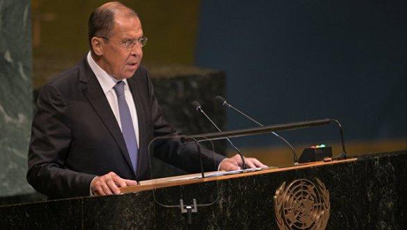 Лавров: Российская Федерация начала поставки С-300 вСирию