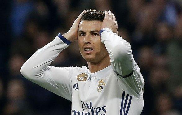 Роналду ответил наобвинения визнасиловании