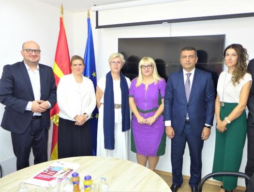 Представитель Азербайджана возглавил делегацию по оценке деятельности судов Македонии