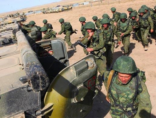 Начались крупномасштабные военные учения России и Армении