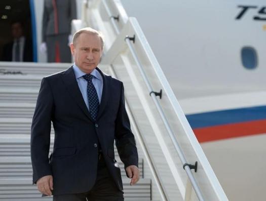 Российские СМИ: «Визит Путина в Баку был секретным»