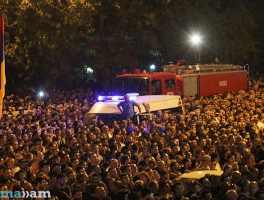 Ереван напрашивается на войну