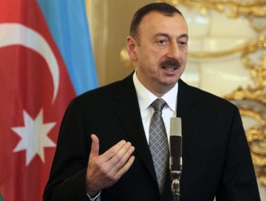 Ильхам Алиев: «Я знаю, некоторые предприниматели опираются на некоторых чиновников»