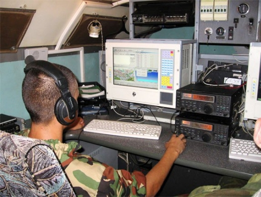 США из Еревана ведут радиоразведку в Азербайджане, России и Турции