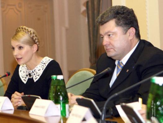 «И Порошенко, и Тимошенко поддерживают Азербайджан в войне с Арменией»