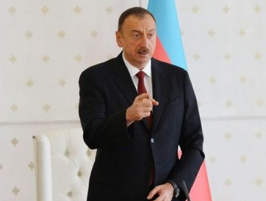 После второго предупреждения Ильхама Алиева: Магомед покрыл Баку дымом