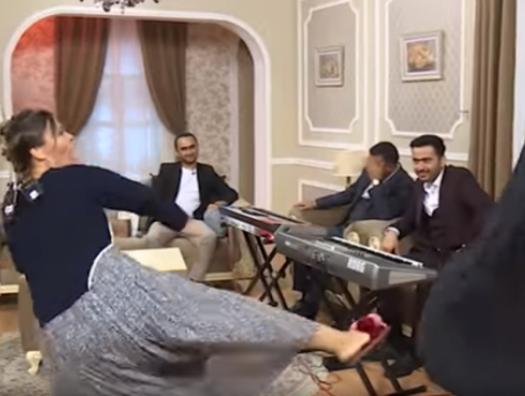 Азербайджанское TV – это самый настоящий шпагат