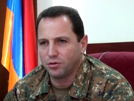 Министр обороны Армении отвечает Мадату Гулиеву