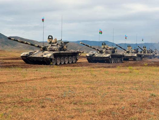 Азербайджанские войска освободили новые высоты в Нахчыване