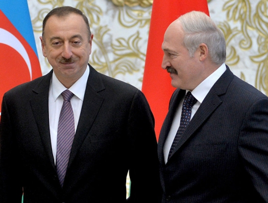 Алиев едет к Лукашенко