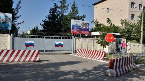ВТаджикистане задержаны исламские боевики изэкстремистской группировки , планировавшие подорвать  российскую базу