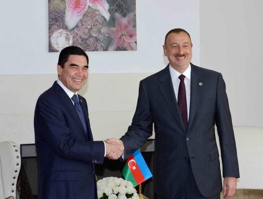 Туркменбаши дал поручение: «Обеспечить высокий уровень визита Ильхама Алиева в Туркменистан»