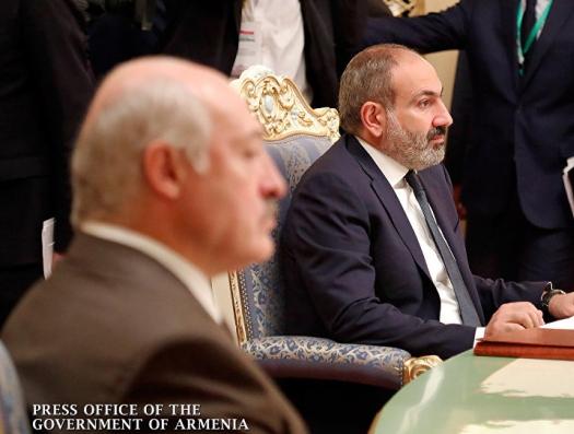 Беларусь жестко ответила Пашиняну: «Это тебе не уличная демократия»