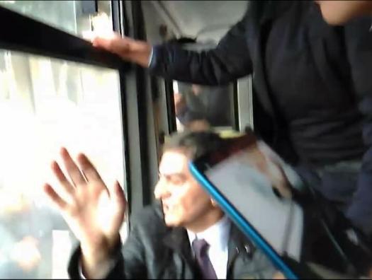 Джамилю Гасанлы стало плохо. В Управление полиции вызвали скорую
