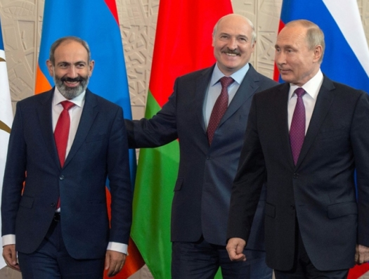 «С руководством Армении поговорят в Санкт-Петербурге»