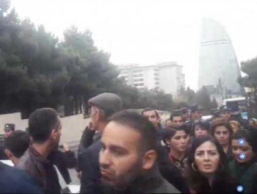 МВД о задержании Али Керимли и фронтистов