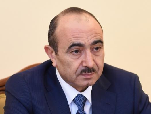 Али Гасанов: «Дело Али Керимли и фронтистов отправлено в суд»