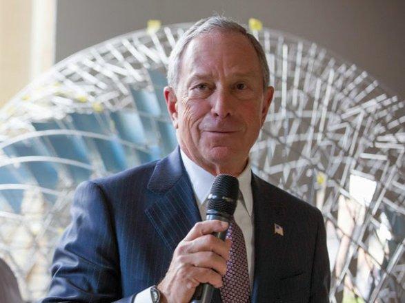1,8 млрд долларов подарил своей альма-матер экс-мэр Нью-Йорка Блумберг