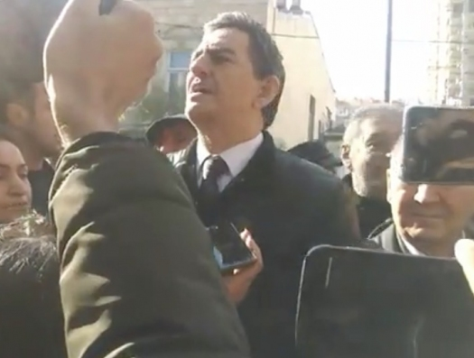 Али Керимли на свободе