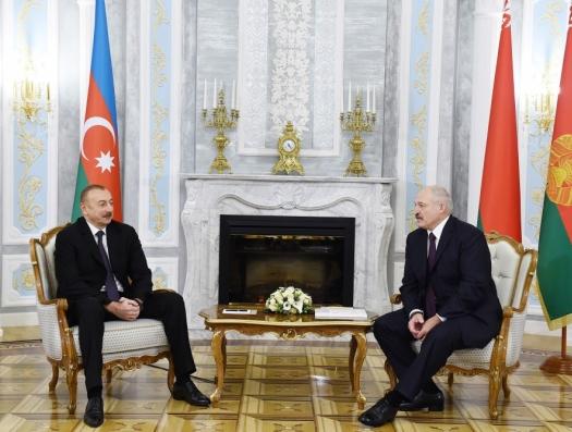Лукашенко заговорил о Гянджинском автомобильном заводе