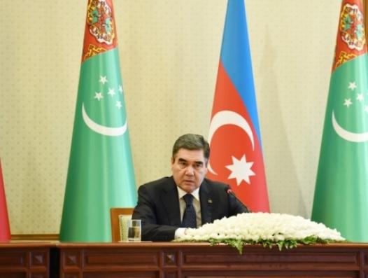 Г.Бердымухамедов: «Наши позиции с Азербайджаном совпадают»