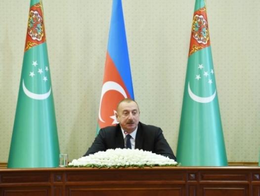 Ильхам Алиев готовит еще одну ось: «Анкара-Баку-Ашхабад»