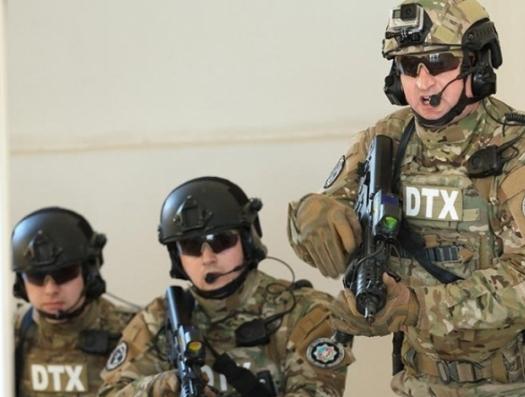 Спецоперация СГБ: трое азербайджанцев организовывали финансирование террористов