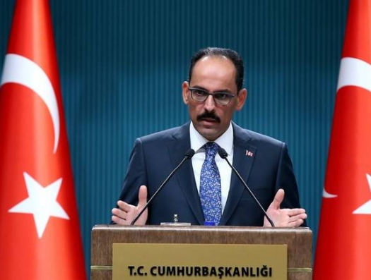 Пресс-секретарь Эрдогана: «Мы сотрудничали с Россией по Карабаху, но вмешались какие-то силы»
