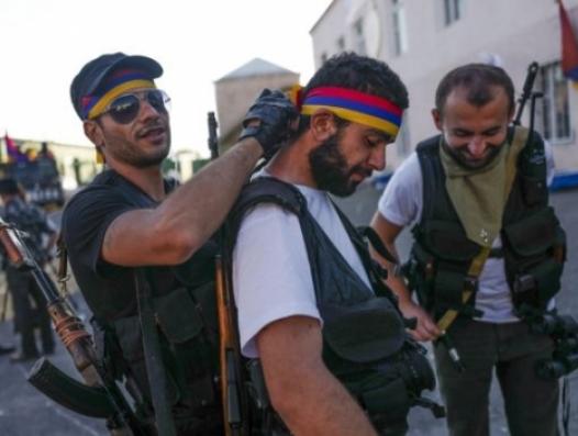 Террористы идут свергать сепаратистов в Карабахе