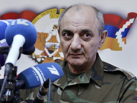 После ультиматума о наступлении террористов на Карабах Саакян уехал в Москву