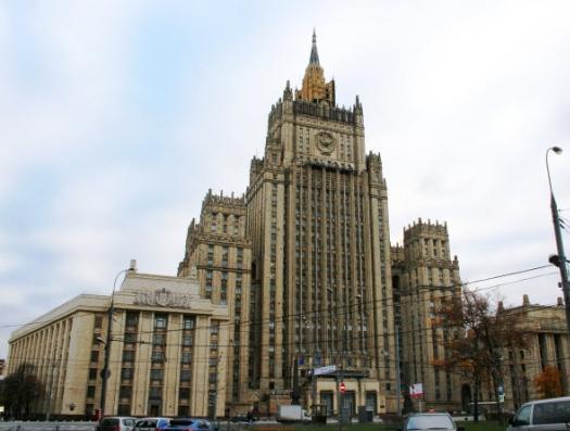 Первая реакция Москвы на военный конфликт с Украиной