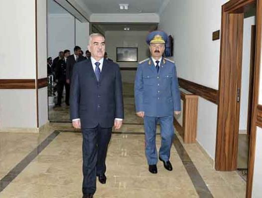 Васиф Талыбов уволил главу таможни Нахчывана