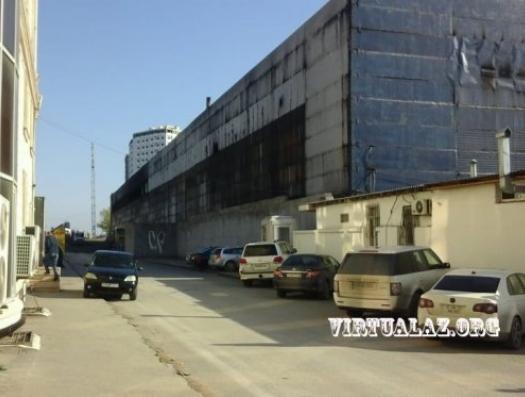 Ад в центре Баку. Все госорганы, кроме Минэкологии, молчат