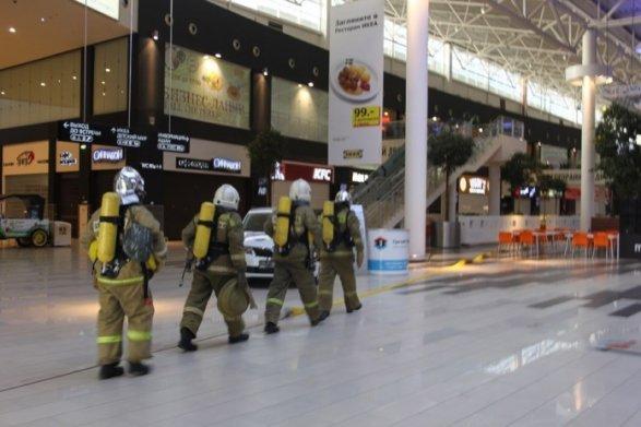 Угроза взрыва: Массовая эвакуация торговых центров в столицеРФ