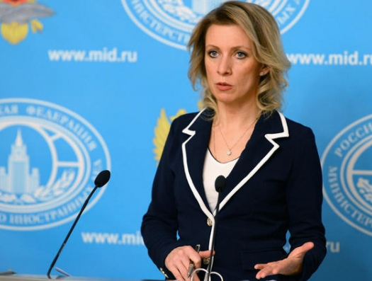 МИД России о необъятной любви к «президенту» Карабаха