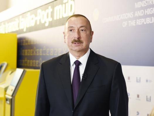 Ильхам Алиев: «Россияне меня услышат и приедут в Азербайджан»