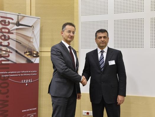 Историческое избрание азербайджанского судьи на должность президента в Совете Европы