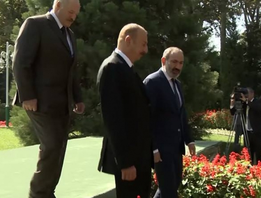 Пашинян: Мы не договорились с Ильхамом Алиевым