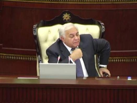 Руководство Милли Меджлиса забыло о 100-летии парламента