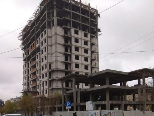 А если в центре Баку рухнут эти новостройки?