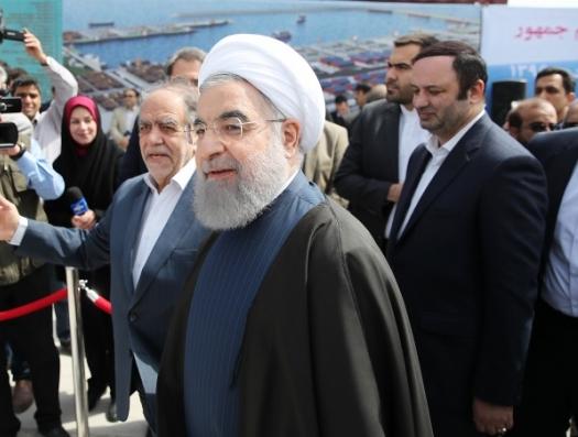 Роухани намерен погубить Каспий