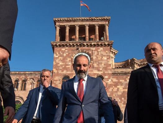 Абсолютная победа Пашиняна на выборах в Армении