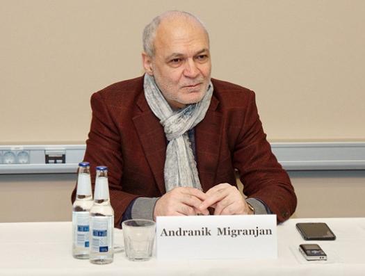 Андраник Мигранян: «Пашинян вроде вашего Эльчибея»