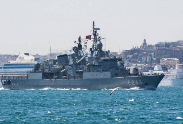 Турция приступила кстроительству военной базы вЧерном море
