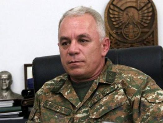 В Карабахе нарастает противостояние. Командующий армией: «Я не подавал в отставку!»