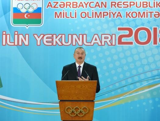 Ильхам Алиев об акциях протеста и кровавых столкновениях
